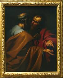 Saints Peter and Paul, Jusepe de Ribera, Metropolitan Museum of Art, New York